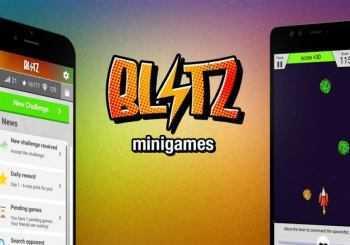 Blitz: Minigames è ora disponibile su Android e iOS