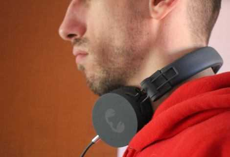 Recensione Caps Headphones Fresh 'n Rebel: cuffie in grado di stupire