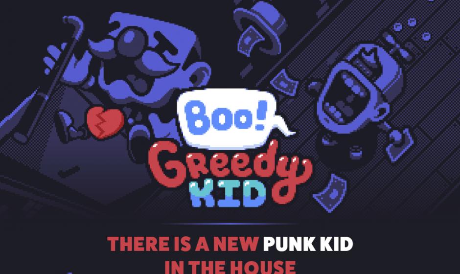 Recensione Boo! Greedy Kid: spaventare a morte la gente!