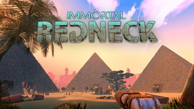 Immortal Redneck: l'FPS rogue-like egizio | Recensione