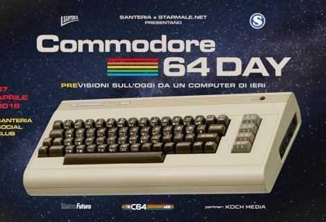 Commodore 64 Day: scopriamo l'evento nell'intervista a Emanuele Martorelli