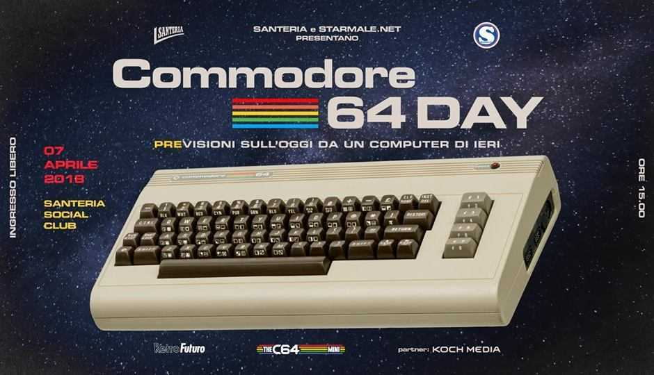 Commodore 64 Day: scopriamo l'evento nell'intervista a Emanuele Martorelli