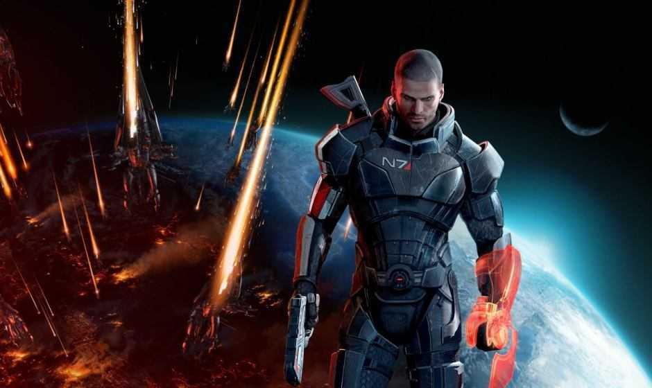 Mass Effect Legendary Edition: il titolo è stato classificato in Corea