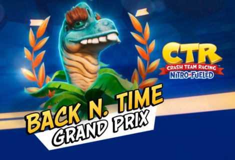 CTR Back N. Time: tutte le sfide e le ricompense dell'evento!