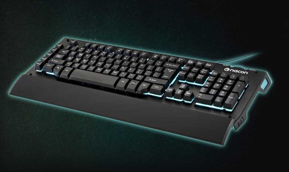 Nacon CL-510: una tastiera da gaming economica ma formidabile | Recensione