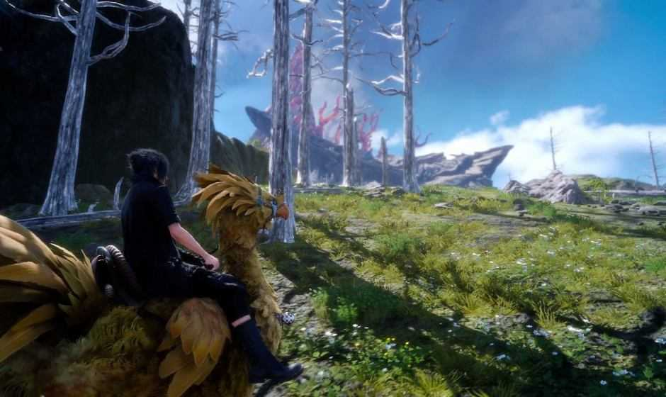 Final Fantasy XV: un regalo da parte di Twitch Prime