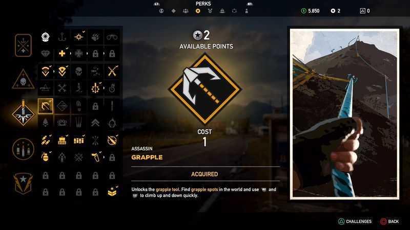 Far Cry 5: migliori abilità da sbloccare | Guida
