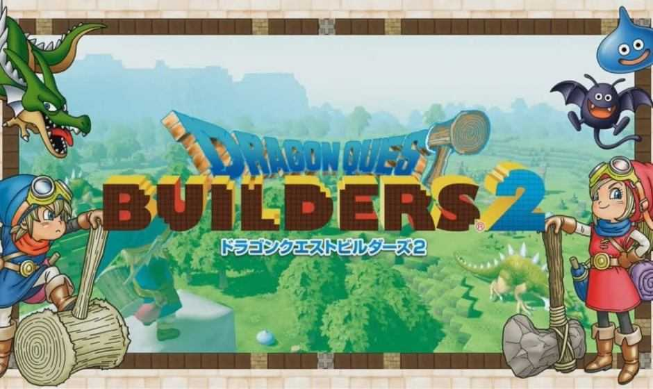 Demo gratuita di Dragon Quest Builders 2 per PS4