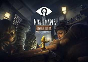 Little Nightmares Complete Edition, disponibile in formato fisico per Switch