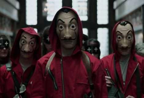 La Casa di Carta 4: Netflix annuncia la data di rilascio