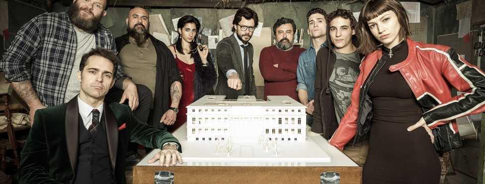 La casa di carta: la serie TV di cui tutti parlano, ma perché?