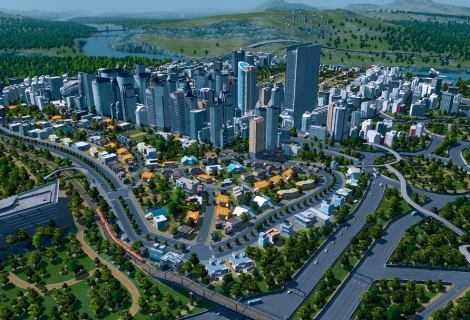 Cities: Skylines, edizione fisica Nintendo Switch ora disponibile