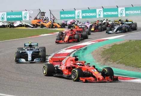 Gran premio d'Australia – quarto e quinto posto per le Ferrari