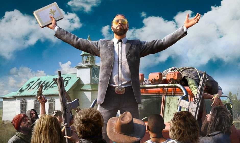 Far Cry 5: ancora primo nella classifica di vendite in Italia