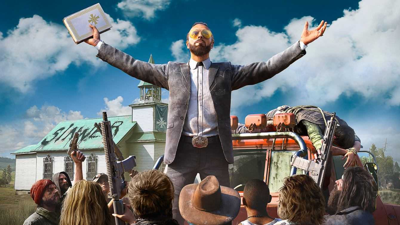 Far Cry 5: gratis nel weekend su Uplay!