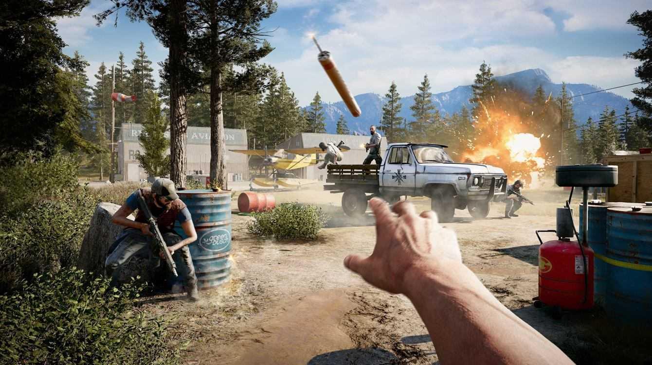 Far Cry 5: tante novità ma nulla di nuovo | Recensione