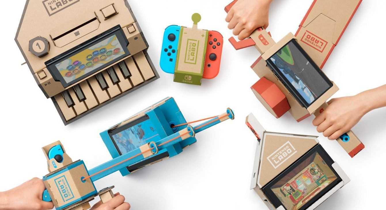 Recensione Nintendo Labo: perfetto per tutta la famiglia?