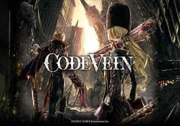 Code Vein: svelata la data di lancio del souls-like anime
