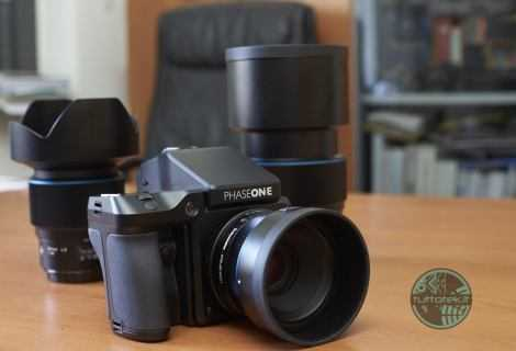 Recensione Phase One IQ3 Trichromatic 100MP medio formato