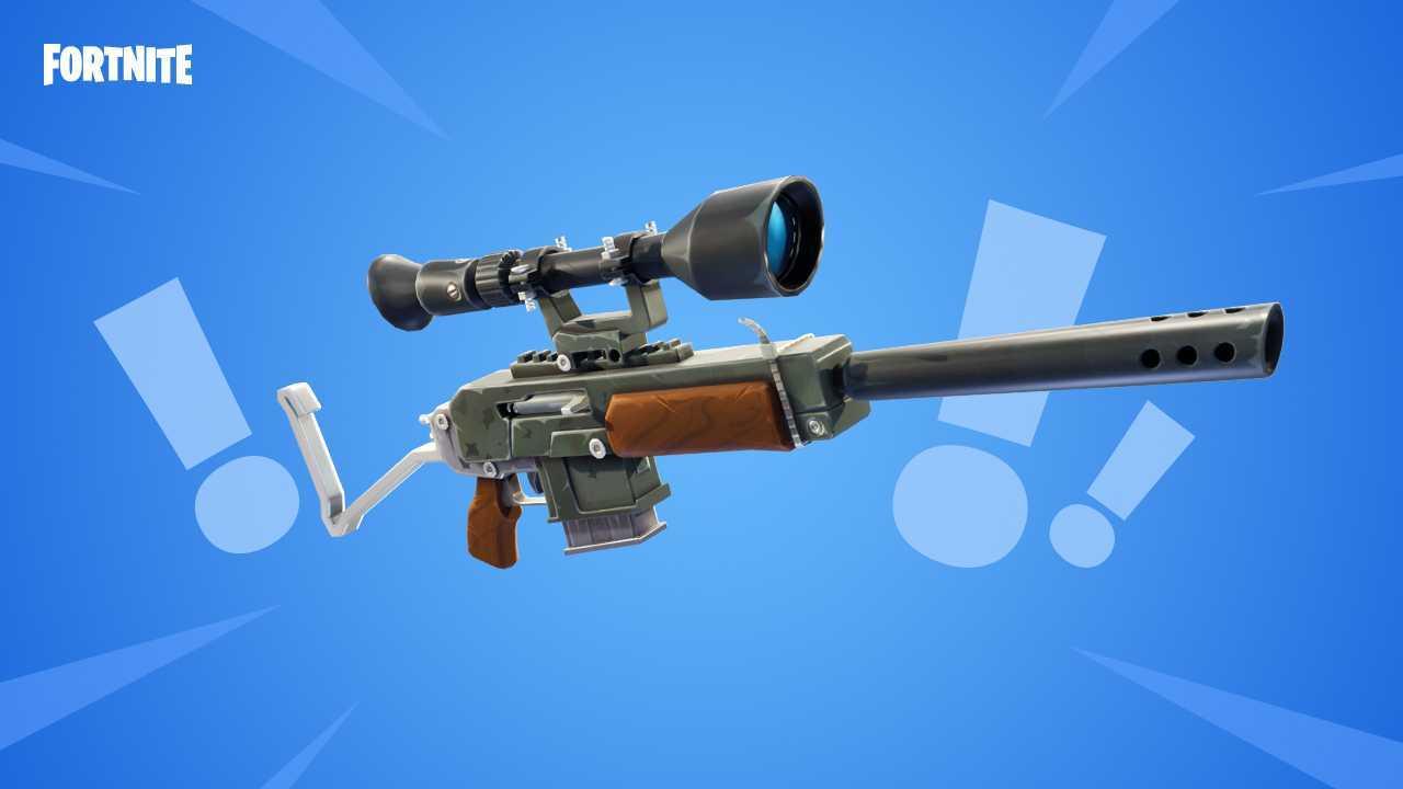 Migliori armi Fortnite: le armi più forti della stagione 5 | Guida
