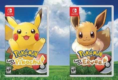 Anteprima Pokémon Let's Go Pikachu, il futuro della serie cambia drasticamente