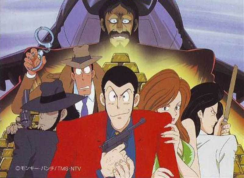 Lupin III: il rewatch di Simone [episodio 9]