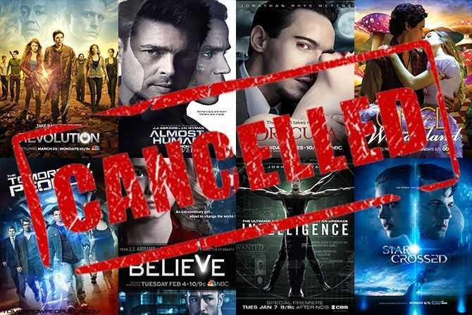 Serie tv cancellate o non rinnovate nel 2019