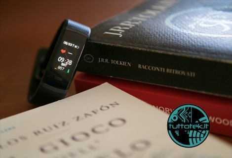 Recensione Makibes HR3: la smartband economica che conviene?