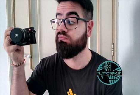 YI M1: quando la fotografia incontra un principiante