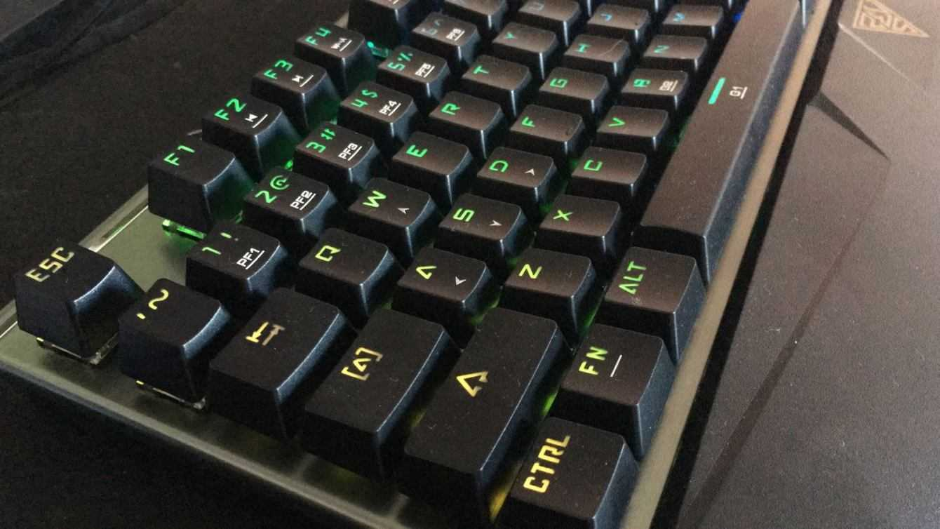 Gamdias Hermes P1: la tastiera meccanica definitiva? | Recensione