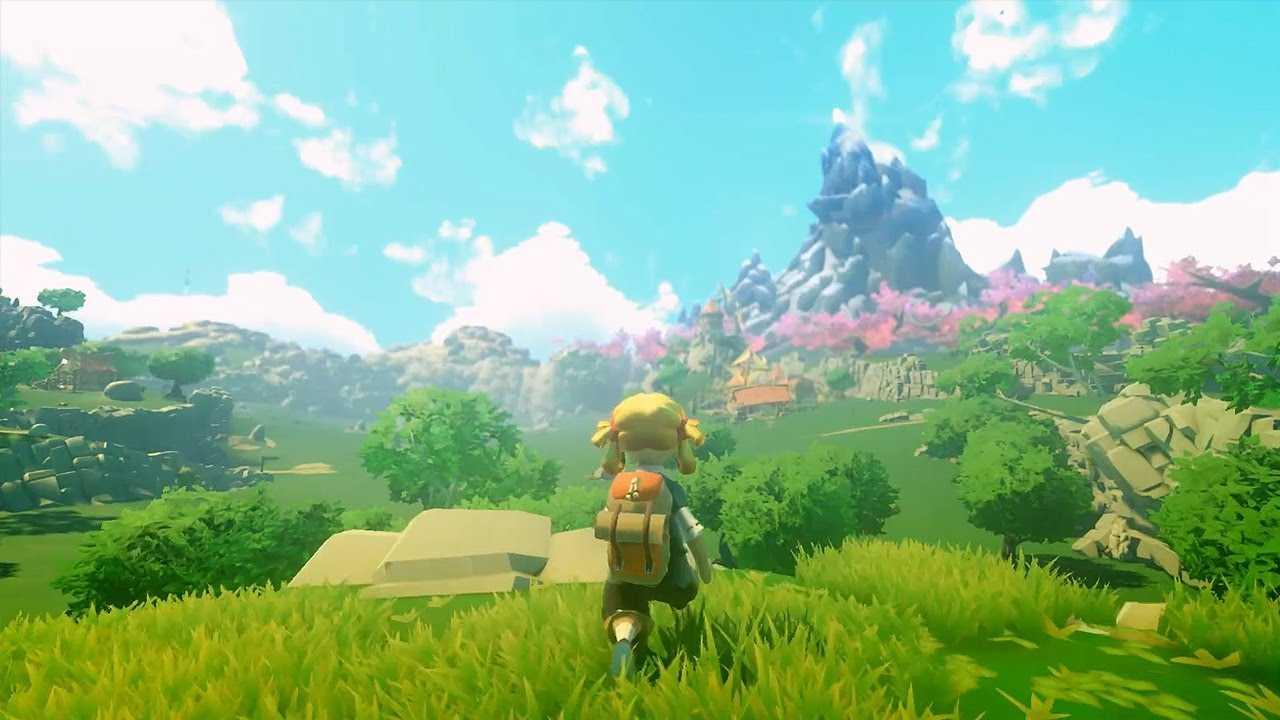Yonder: The Cloud Catcher Chronicles, il fratellino molto speciale di Zelda | Recensione