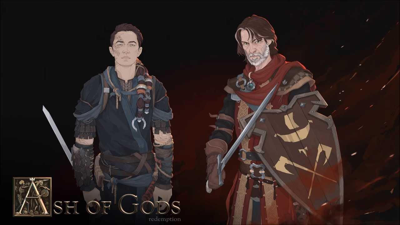 Ash of Gods: Redemption - tattiche divine | Recensione