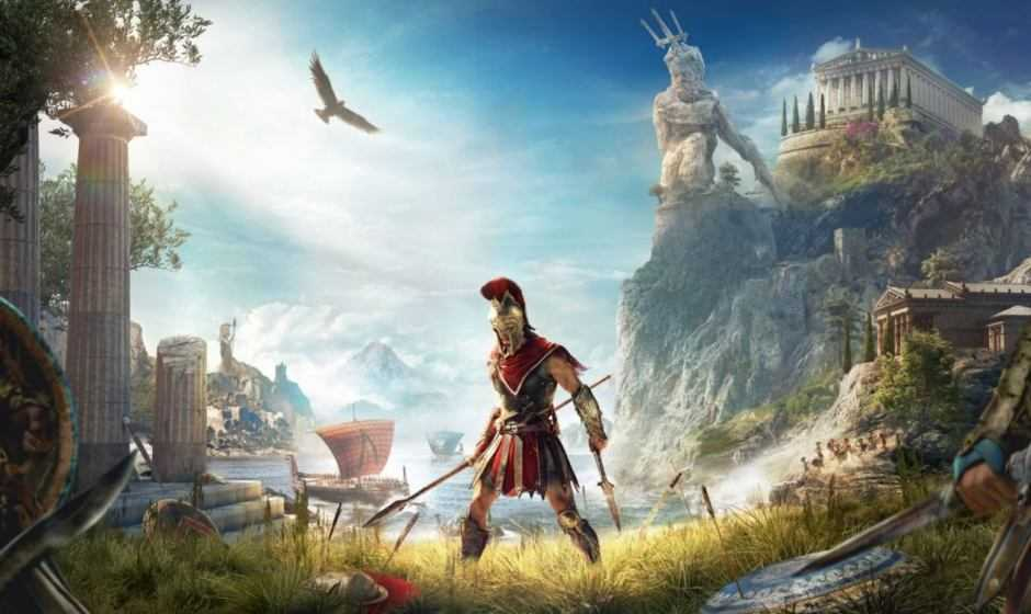 Assassin's Creed Odyssey: secondo Phillips sarà il più bello della serie