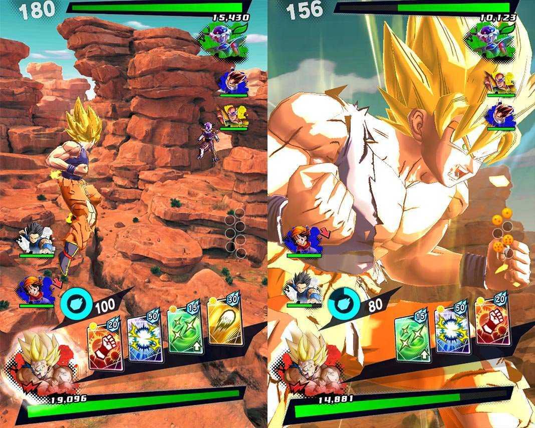 Dragon Ball Legends: il picchiaduro arriva su smartphone | Recensione