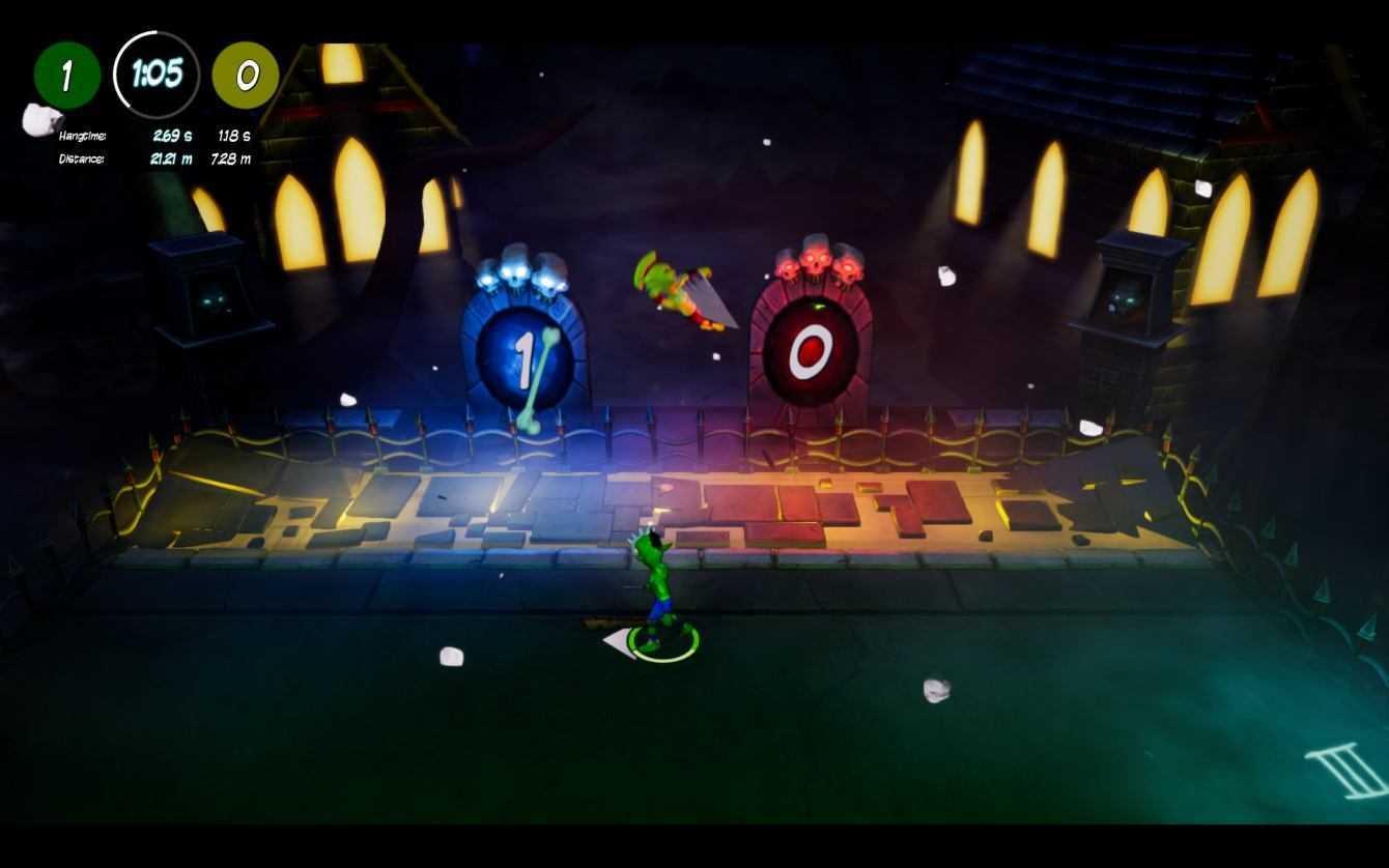 Graveball: un gioco semplice ed efficace! | Recensione