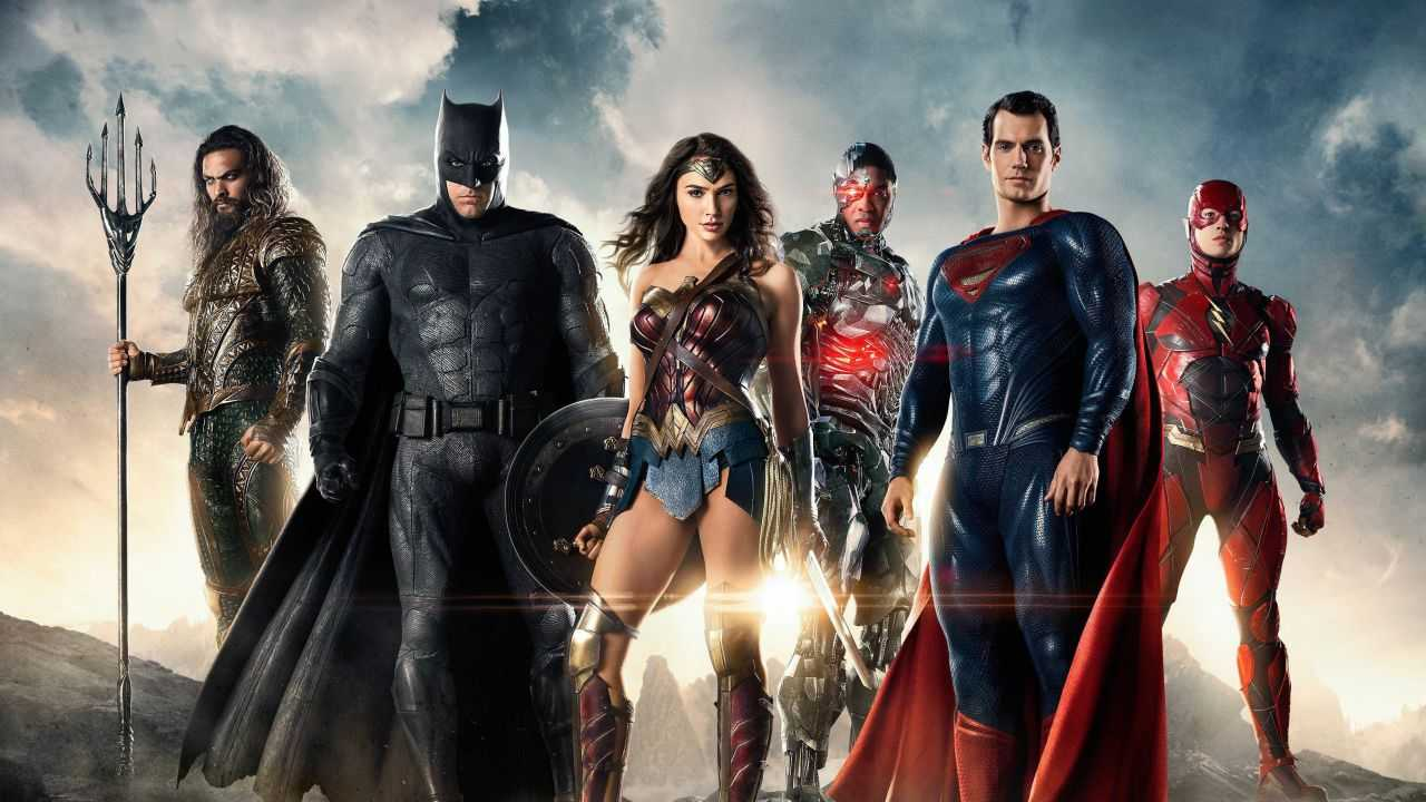 Justice League Snyder Cut: una serie o un film?