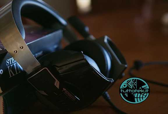 Hephaestus P1: le cuffie da gaming RGB definitive? | Recensione