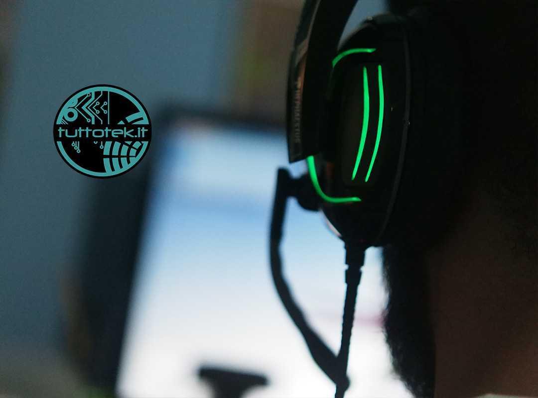 Recensione Hephaestus P1: le cuffie da gaming RGB definitive?