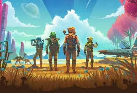 No Man's Sky: in arrivo su Xbox Game Pass