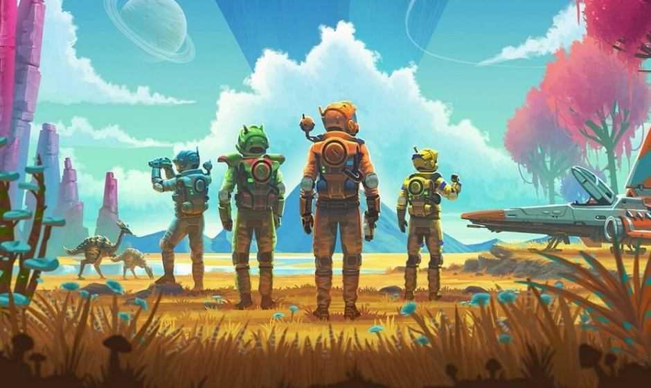 No Man's Sky: in arrivo su Xbox Game Pass