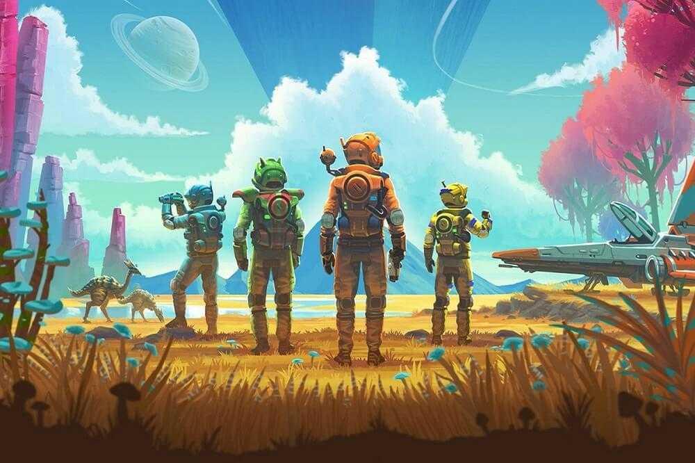 No Man's Sky Beyond: da oggi disponibile