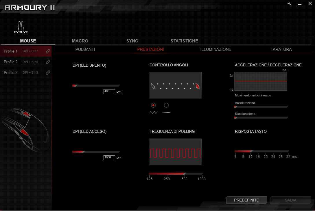 Recensione Asus Strix Evolve Gaming Mouse: il mouse definitivo?
