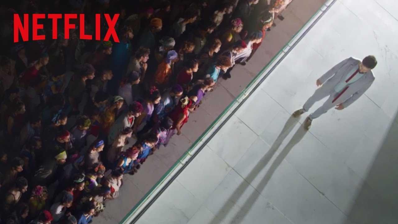 Recensione 3% e il suo processo su Netflix