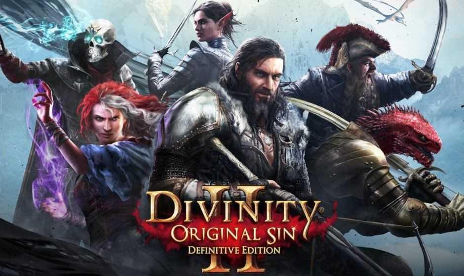 Divinity: Original Sin II, preorder aperti per la versione fisica su Nintendo Switch
