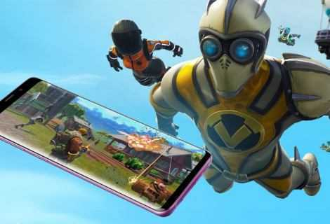 Fortnite per Android finalmente disponibile!
