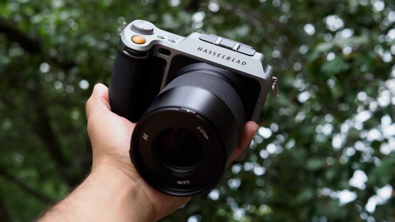 Hasselblad X1D Mark II: la mirrorless medio formato in arrivo