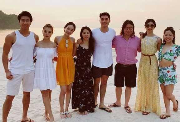 Crazy Rich Asians: ecco i vip che lo hanno adorato