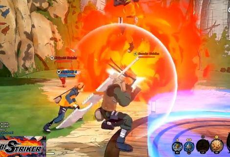 Naruto to Boruto: Shinobi Striker finalmente disponibile