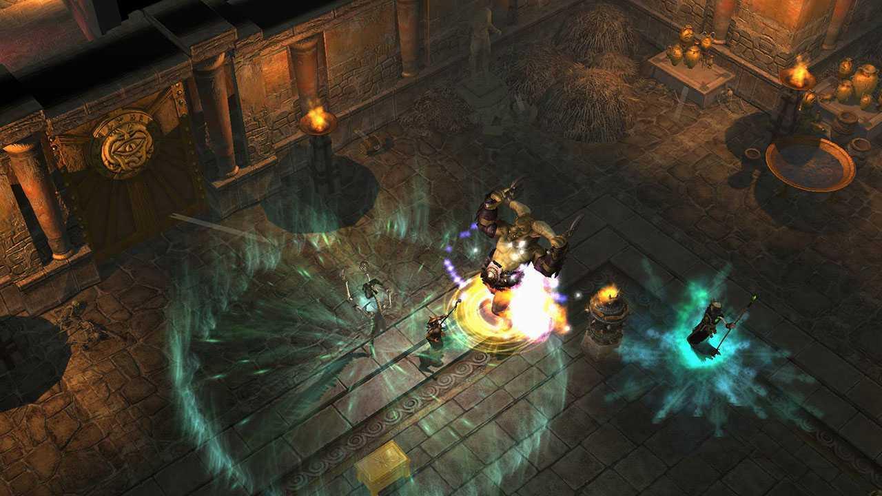 Recensione Titan Quest: Dei e Titani su Nintendo Switch