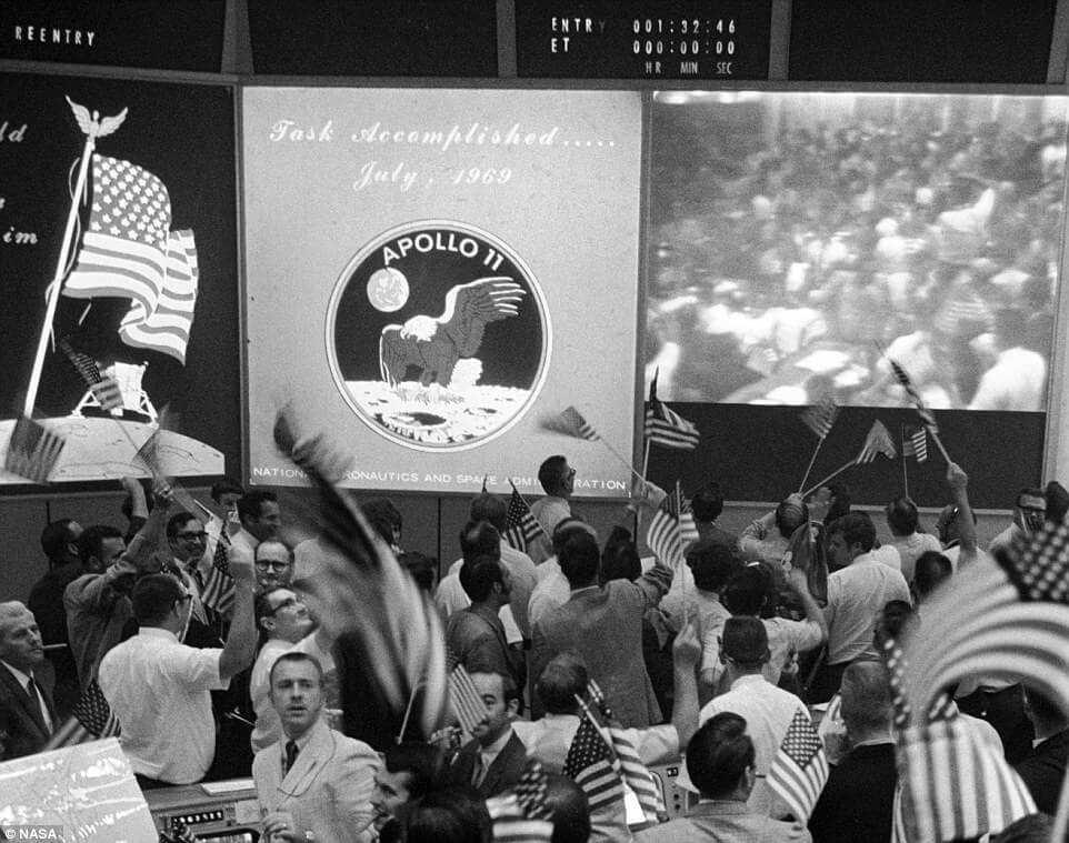 Apollo 11: la NASA diffonde gli audio dimenticati della missione
